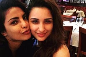 Priyanka Chopra on cousin Parineeti's singing debut: Proud of you baby