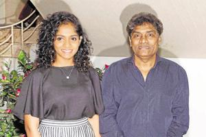 Teachers always asked me to tell jokes in class, says Johnny Lever's...