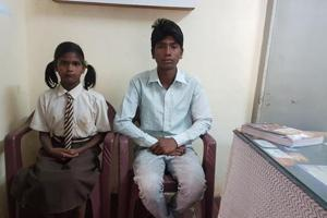 Worried about sister's education, Kota orphan wants an FD in her name...