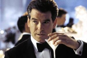 Once upon a time, Pierce Brosnan ate a rat, and lived to Die Another...