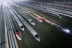 'India needs China more, shouldn't prevent rail sector partnership'