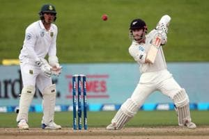 New Zealand vs South Africa: Kane Williamson ton leaves Proteas on the...