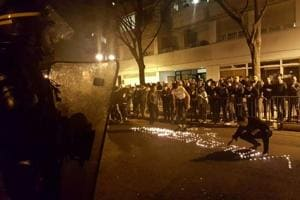 Clashes in Paris over killing of Chinese man by police; 35 protesters...