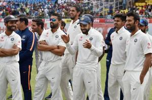 Virat Kohli loves to lead India off-field too, captain says after...