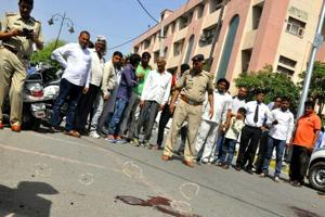 One killed, 7 injured in firing outside Rohtak court complex