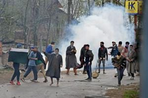 J-K CM Mehbooba Mufti 'pained' over civilian deaths in Budgam, calls...