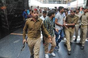 UP's anti-Romeo drive: Cops detain cousins, suspended for taking bribe...