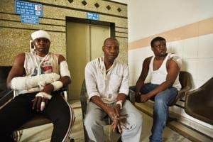 Nigerian brothers recount Greater Noida horror, video of attacks...
