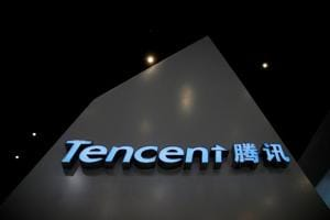 Chinese tech giant Tencent takes 5% stake in Elon Musk's Tesla