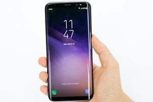 In Pics: Samsung S8, S8+ with Bixby assistant and DeX launched