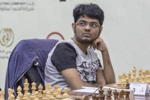 Srinath Narayanan set to become India's 46th chess Grandmaster