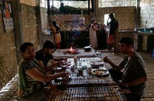 Eat at Risang's Kitchen: The crowning glory of world's largest river...