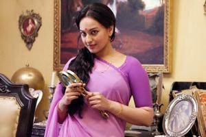 Sonakshi Sinha feels films based on books are lucky for her