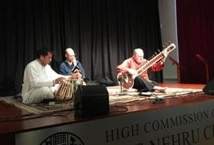 Scottish sitar maestro enthrals London audience