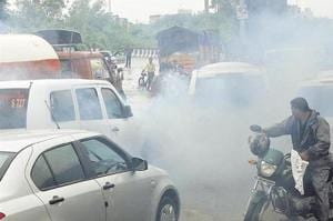 CAG: Air pollution rocketing in Bihar but check mechanism lacking
