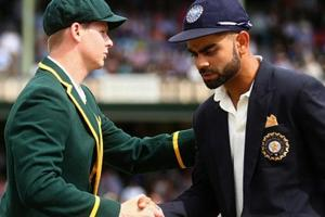 Is this the most controversial India vs Australia series ever? Ten...