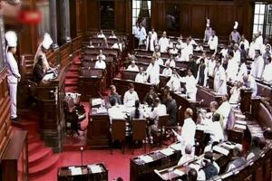 Govt faces embarrassment in Rajya Sabha as 5 Oppn amendments to...