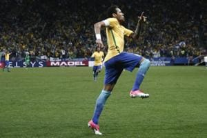 Brazil close in to be 1st side to qualify for FIFA World Cup with...