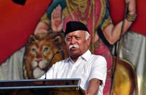 Mohan Bhagwat says not in presidential race, wants to continue working...