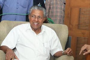 RSS man who announced bounty on Kerala CM Pinarayi Vijayan's head gets...