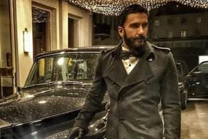 Ranveer Singh: Is this his first look from Gully Boy?