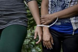 El Salvador gang kidnap women for forced marriage, then kill husband...