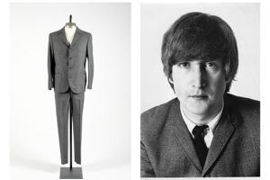 John Lennon's 1964 suit to be auctioned
