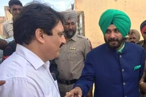 Sidhu launches 'People's govt at their doorsteps' campaign