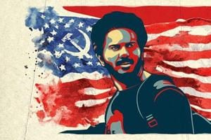 Dulquer Salmaan's Comrade In America teaser is out and it's rocking