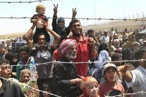Number of Syrian refugees passes five million: UN