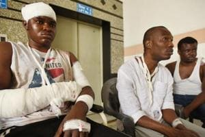 Nigerian students assault: Wrong to term attack racial before probe...