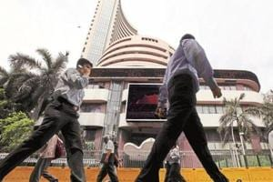Sensex, Nifty rise on GST, derivative expiry