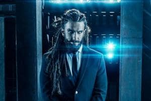 Ranveer Singh rocks deadly dreadlocks in new ad campaign