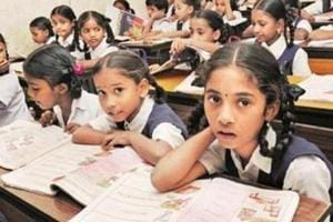 The CAG has pointed out that a sum of Rs 1,350 crore was not released for the Sarva Shiksha Abhiyan from 2011 to 2016.