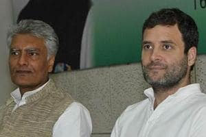 Sunil Jakhar's anointment as Punjab Cong chief that wasn't, 'as of...