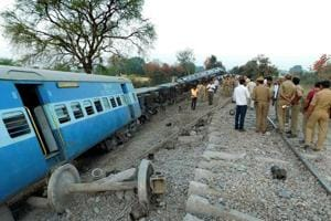 Mahakaushal Express derails: A look at the deadliest rail accidents...