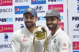 Ajinkya Rahane says he is cool and calm, terms Virat Kohli as...