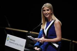 Ivanka takes unpaid job as adviser to father President Trump: White...