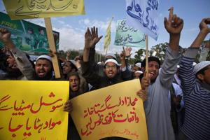 Pakistan: Suspected militant kills lawyer from minority sect over...