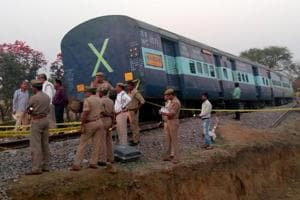 Mahakaushal Express derailment: 52 injured, railways order probe,...