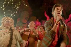 Kala Chasma meets Maa Sherawali: Shruti Haasan, Rajkummar Rao in Behen...
