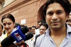 Can nominated parliamentarians like Tendulkar, Rekha remain absent...
