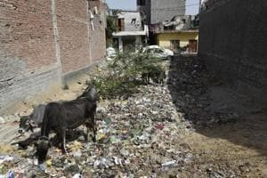 Illegal colonies in east Delhi clamour for basic civic amenities...