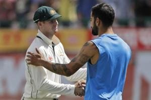 Virat Kohli and Steve Smith shared a bitter relationship during the India vs Australia Test series that the hosts won 2-1.