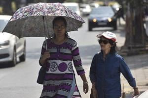 Summer woes hit northern and western India, rain relief for Delhi...
