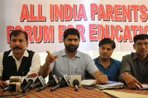 Parents plan to protest at Jantar Mantar against fee hike in Gurgaon...