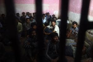 Pakistan apprehends 12 more Indian fishermen, total 230 captured in...