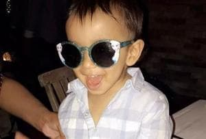 Happy birthday Aahil: See 20 cutest pictures of Salman Khan's nephew