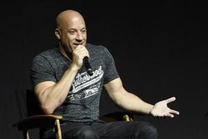 A teary Vin Diesel confirms Fate of the Furious is the beginning of a...