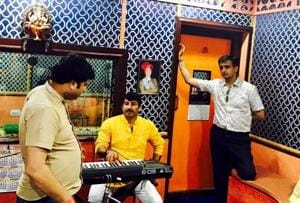Delhi BJP launches campaign song for MCD polls in chief Manoj Tiwari's voice